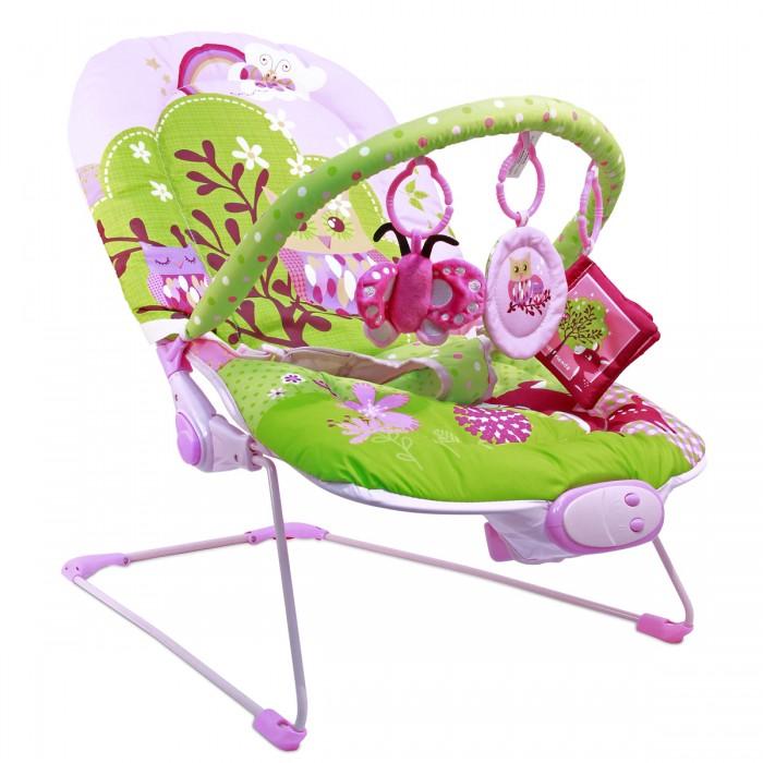 Детская мебель , Кресла-качалки, шезлонги Ути Пути Шезлонг детский Весенняя полянка арт: 137198 -  Кресла-качалки, шезлонги