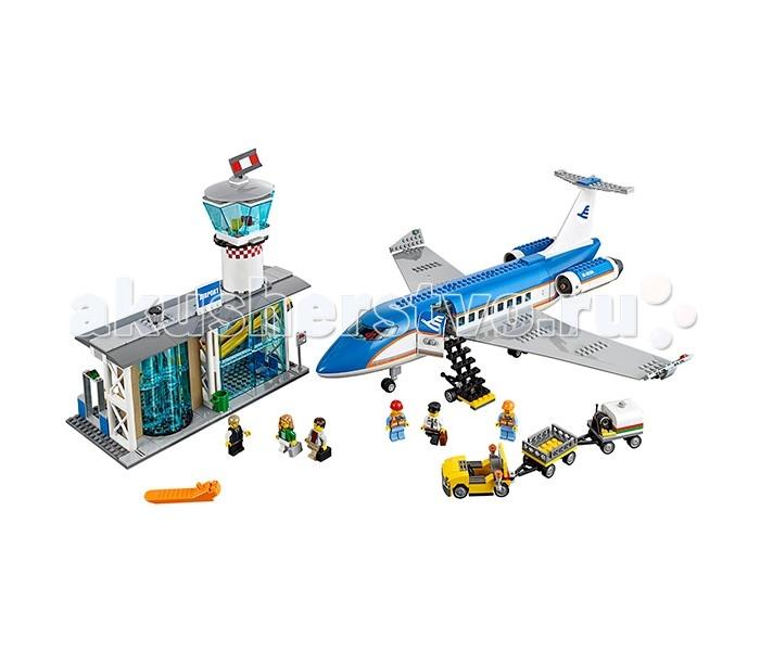 Конструктор Lego Город Пассажирский терминал аэропорта