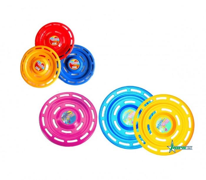 Игры для малышей Нордпласт Летающая тарелка грабли нордпласт со вставкой в ассортименте