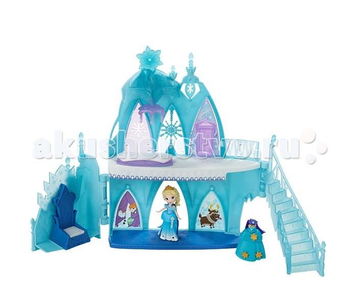 Игровые наборы Hasbro Disney Princess набор для маленьких кукол Холодное сердце lego 75104 командный шаттл кайло рена