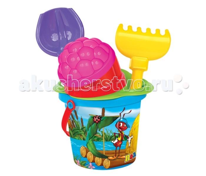 Игрушки для зимы Полесье Набор для игры с песком № 229 полесье набор для песочницы 406