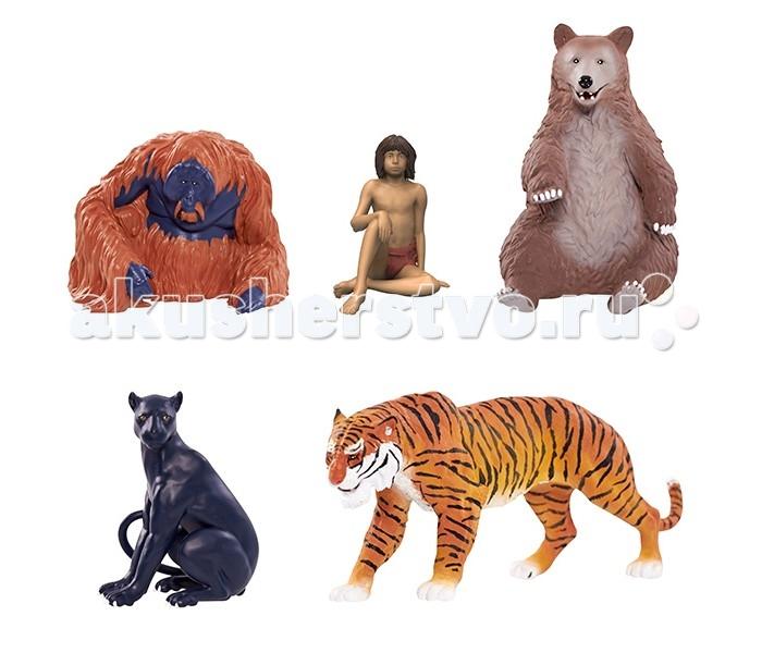 Disney Книга джунглей 5 фигурок в блистере