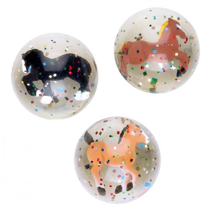 Мячики и прыгуны Spiegelburg Прыгающий мячик Pferdefreunde мячики chicco мягкий мячик 3м