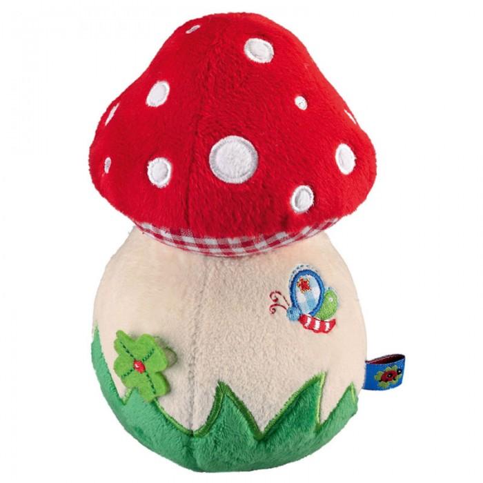 Мягкие игрушки Spiegelburg Гриб неваляшка Baby Gluck халаты spiegelburg baby gluck размер l 104 116 93774