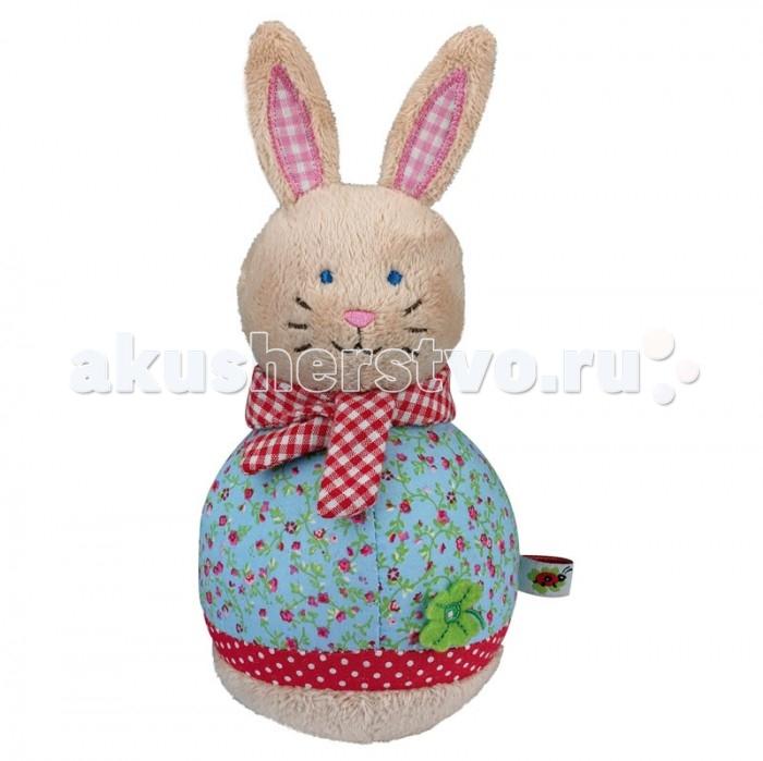 Мягкая игрушка Spiegelburg Кролик неваляшка Baby Gluck