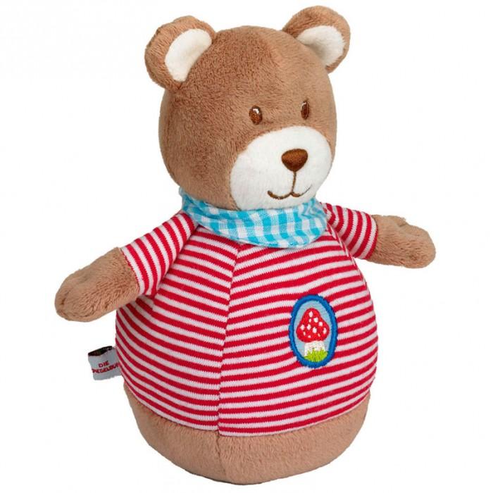Мягкие игрушки Spiegelburg Мишка неваляшка Baby Gluck халаты spiegelburg baby gluck размер l 104 116 93774