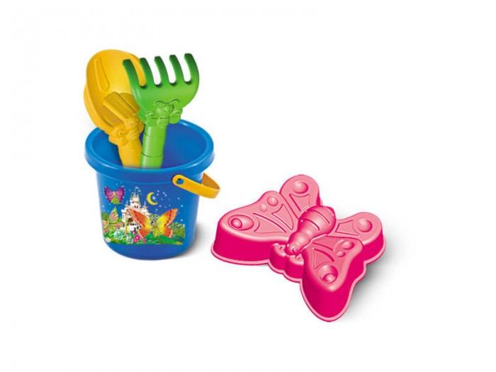 Игрушки в песочницу Нордпласт Набор для песка №84 игрушки в песочницу quut формочка для песка sunnylove