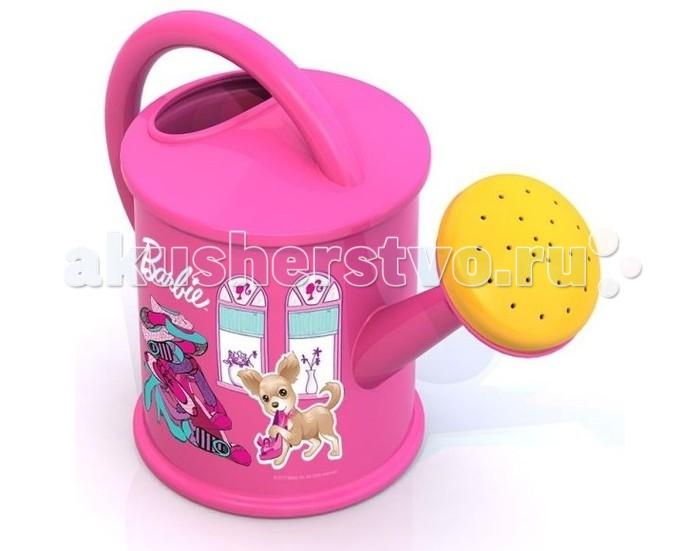 Игрушки в песочницу Нордпласт Лейка Барби нордпласт набор кухонной посудки 15 предм барби нордпласт