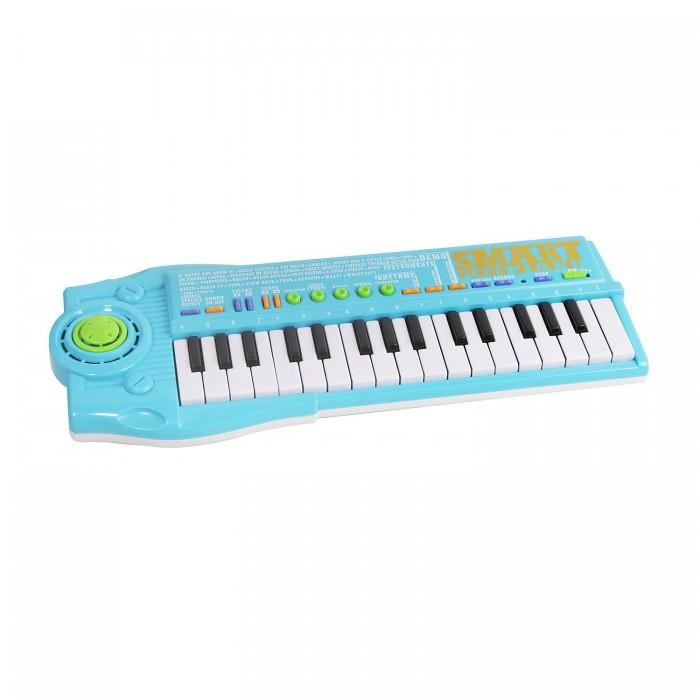 Музыкальные игрушки Potex Синтезатор Smart Piano 32 клавиши 939В