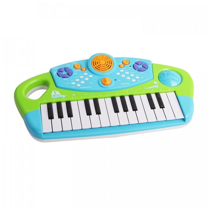 Музыкальные игрушки Potex Синтезатор Summer Piano 25 клавиш 658В