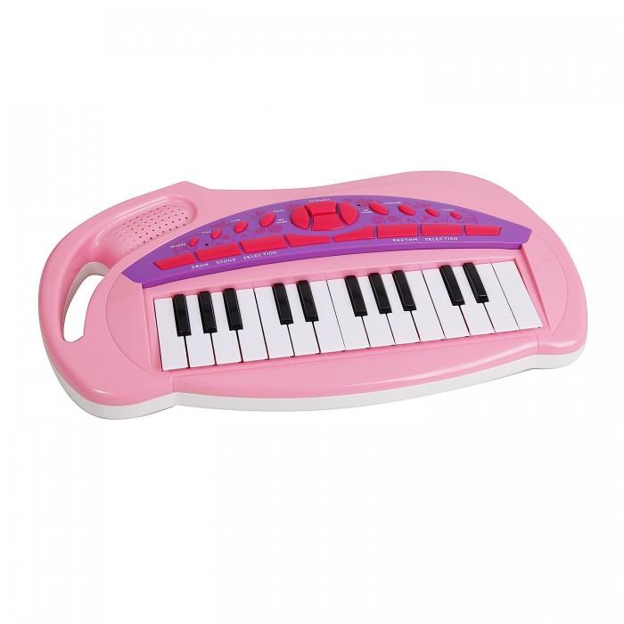 Музыкальный инструмент Potex Синтезатор Starz Piano 25 клавиш 652B-pink