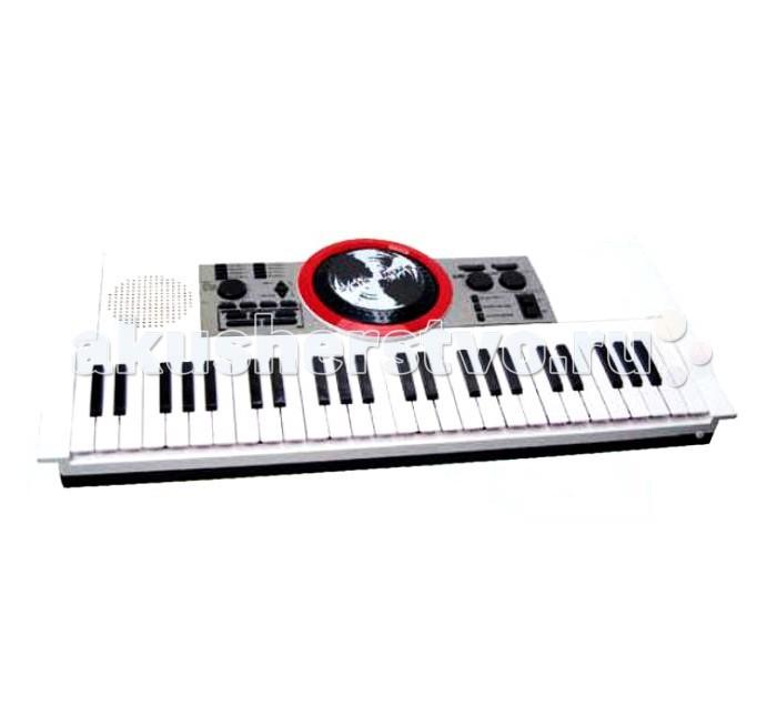 Музыкальная игрушка Potex Синтезатор Synth Mixer 49 клавиш 527BСинтезатор Synth Mixer 49 клавиш 527BМузыкальная игрушка Potex Синтезатор Synth Mixer 49 клавиш 527B. Для развития музыкального таланта и проявления творческих способностей, предлагаем вашему вниманию детский синтезатор, который имеет дополнительные мелодии и инструментальные звуки.   Компактный синтезатор не займет дома много места, поэтому его очень удобно использовать в качестве домашнего музыкального инструмента. Яркий синтезатор оснащен функцией записи и воспроизведения, а так же очень прост в использовании, в следствие чего Вашему ребенку не составит труда приобщиться к миру музыки, при этом обогатив внутренний мир.<br>