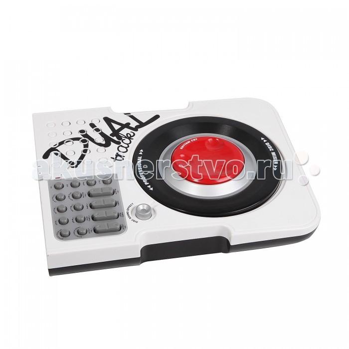 Potex Скрэтчер DJ Mixer на батарейках 520B