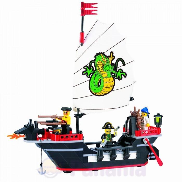 Конструкторы Enlighten Brick Корабль 301 (211 элементов) enlighten brick 301