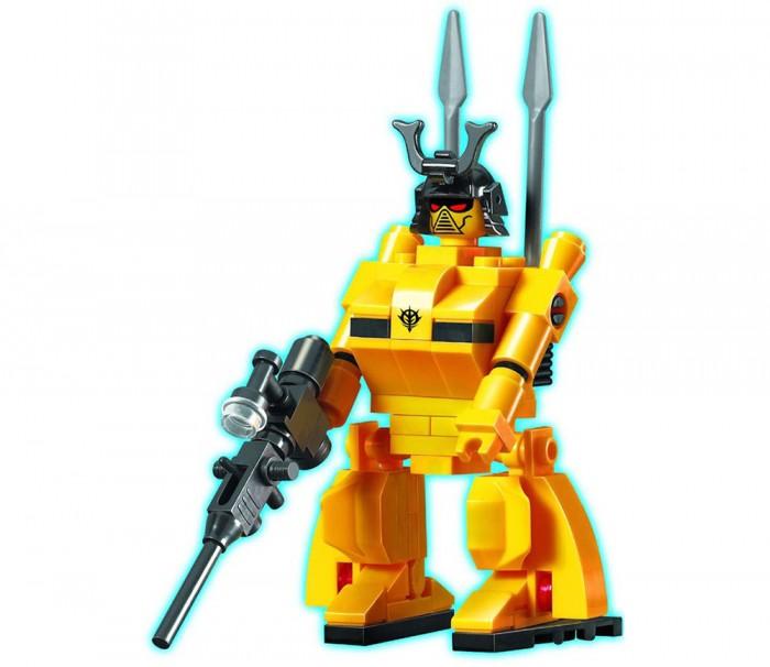 Роботы Enlighten Brick Робот 131 (73 элемента) конструктор enlighten brick военный робот 318 элементов