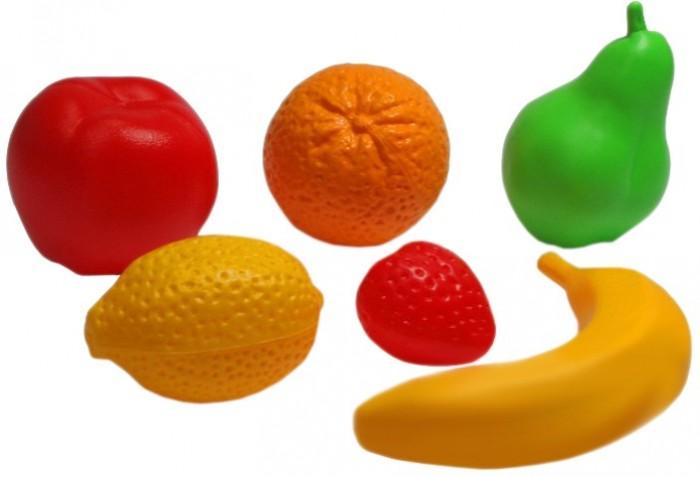 Фото - Ролевые игры Нордпласт Набор Фрукты 6 предметов в сетке ролевые игры гринпласт набор овощи и фрукты 6 шт