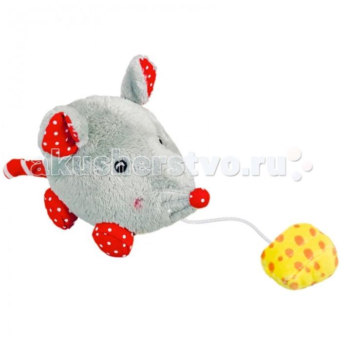 Мягкая игрушка Spiegelburg Мышка Baby Gluck