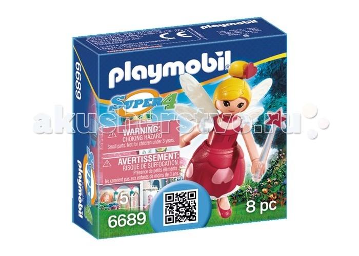 Конструкторы Playmobil Супер4: Фея Лорелла