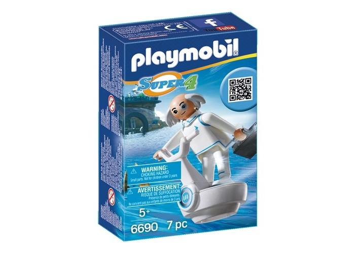 Конструкторы Playmobil Супер4: Доктор Икс