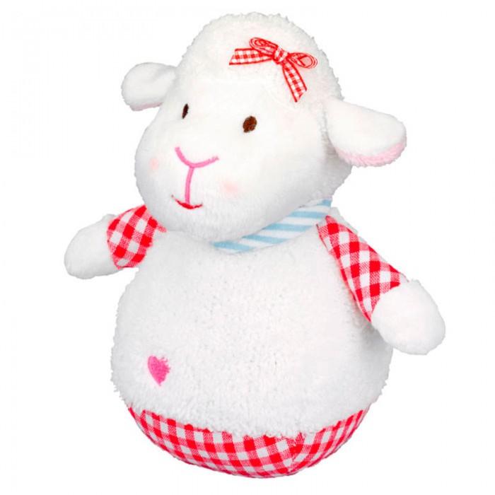 Мягкие игрушки Spiegelburg Овечка неваляшка Baby Gluck мягкие игрушки spiegelburg мишка неваляшка baby gluck