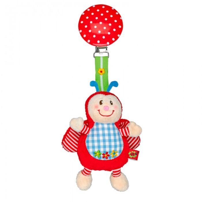 Подвесные игрушки Spiegelburg Божья коровка Baby Gluck каталки игрушки spiegelburg овечка baby gluck