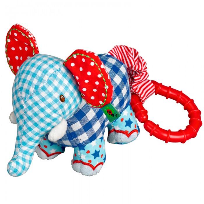 Развивающие игрушки Spiegelburg Слонёнок Baby Gluck каталки игрушки spiegelburg овечка baby gluck