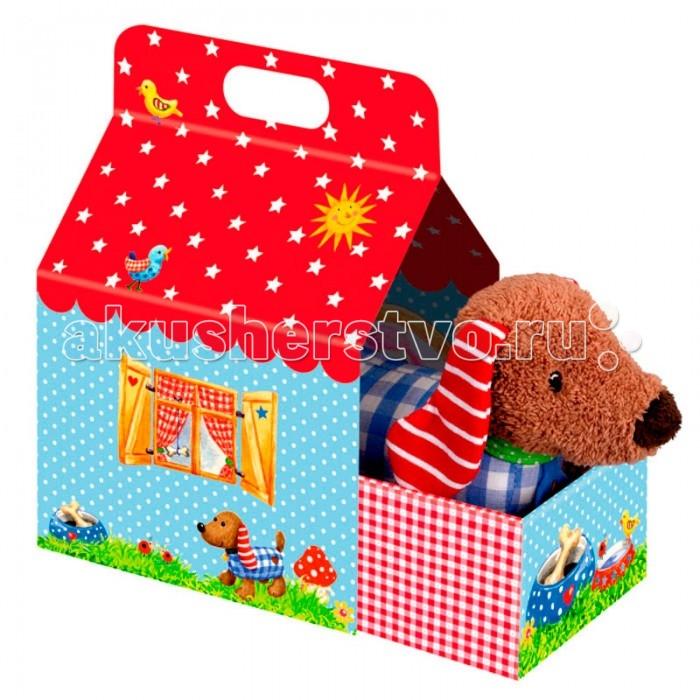 Мягкие игрушки Spiegelburg Такса Baby Gluck халаты spiegelburg baby gluck размер l 104 116 93774