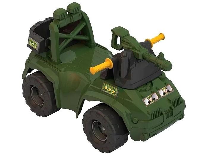 Каталка R-Toys Ретро с клаксоном