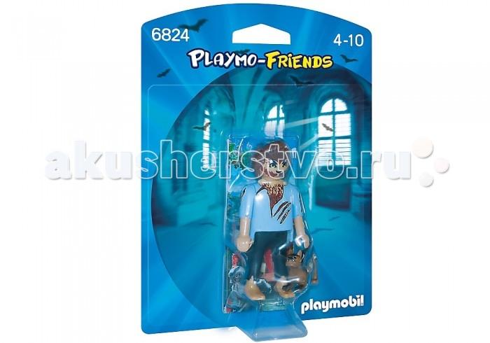 Конструкторы Playmobil Друзья: Оборотень фигурки игрушки prostotoys пупсень серия лунтик и его друзья