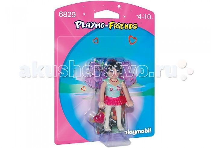 Конструкторы Playmobil Друзья: Добрая фея с кольцом фигурки игрушки prostotoys пупсень серия лунтик и его друзья