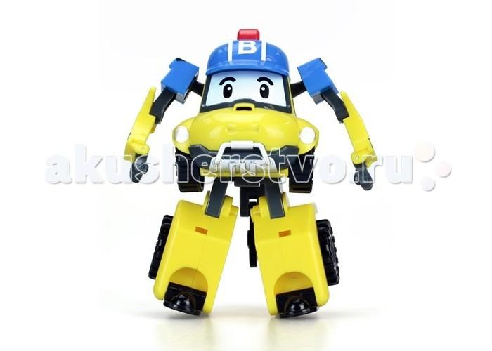 Робокар Поли (Robocar Poli) Баки трансформер 10 см