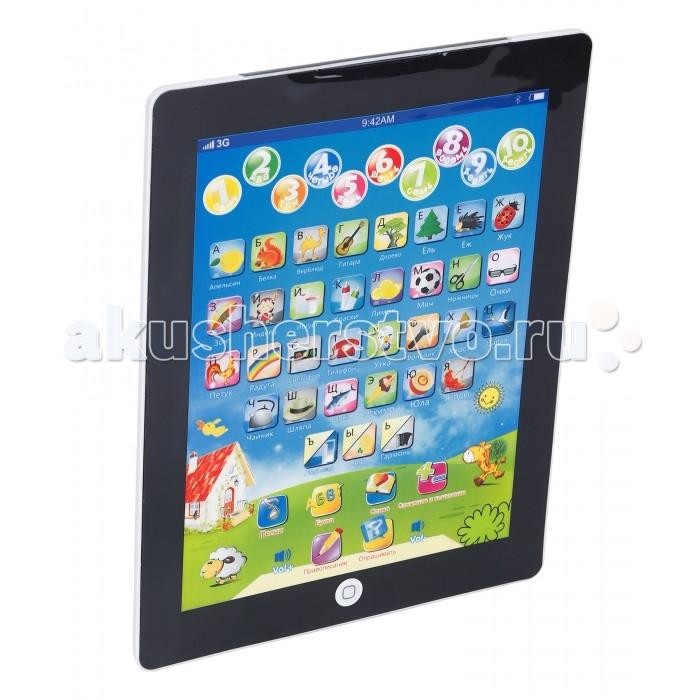 Электронные игрушки Zhorya Деткий компьютер-планшет планшет