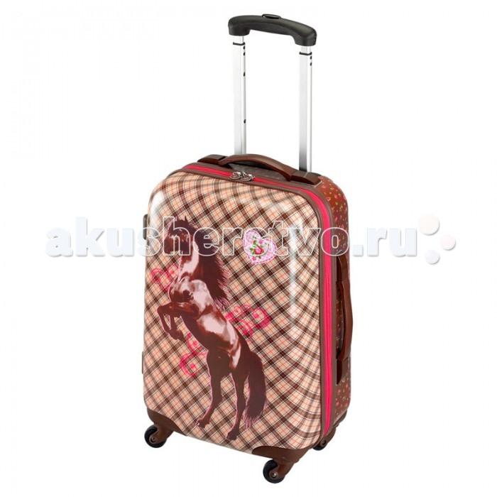 Детские чемоданы Spiegelburg Чемодан Pferdefreunde 30526