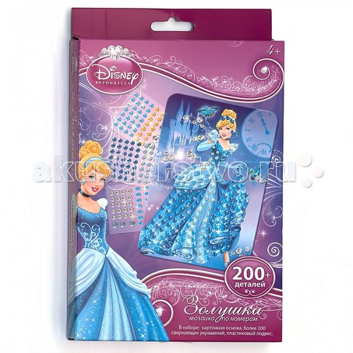 Мозаика Чудо-творчество Мозаика сингл Disney Princess Золушка наборы для поделок чудо творчество чудо творчество barbie мозаика сингл barbie