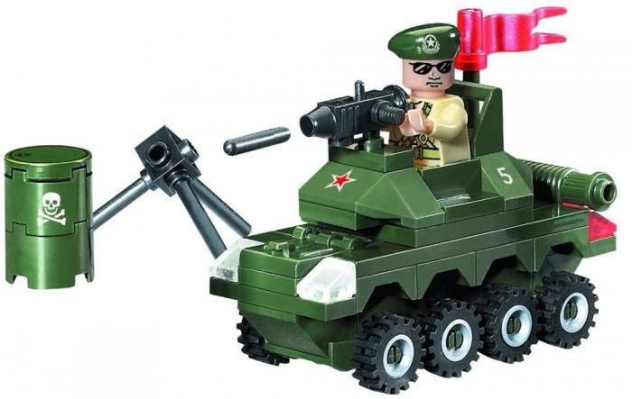 Конструкторы Enlighten Brick Малый танк 805 (69 элементов)