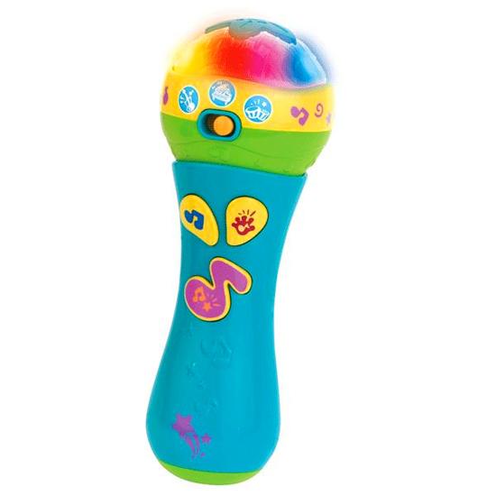 Музыкальные игрушки Hap-p-Kid Микрофон музыкальные игрушки