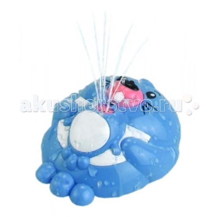 Игрушки для ванны Hap-p-Kid Игрушка для купания Брызгалка Бобрик игрушки для ванны сказка игрушка для купания транспорт