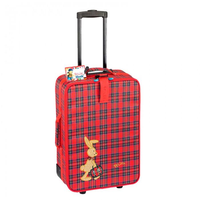 Детские чемоданы Spiegelburg Детский чемодан Felix 30381 детские чемоданы thorka детский чемодан детский на колесах черепаха