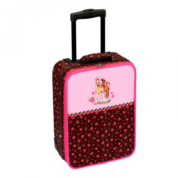 Детские чемоданы Spiegelburg Чемодан Pferdefreunde 30597