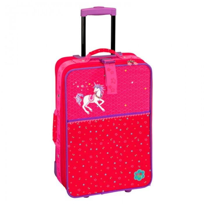 Детские чемоданы Spiegelburg Чемодан Prinzessin Lillifee 10493
