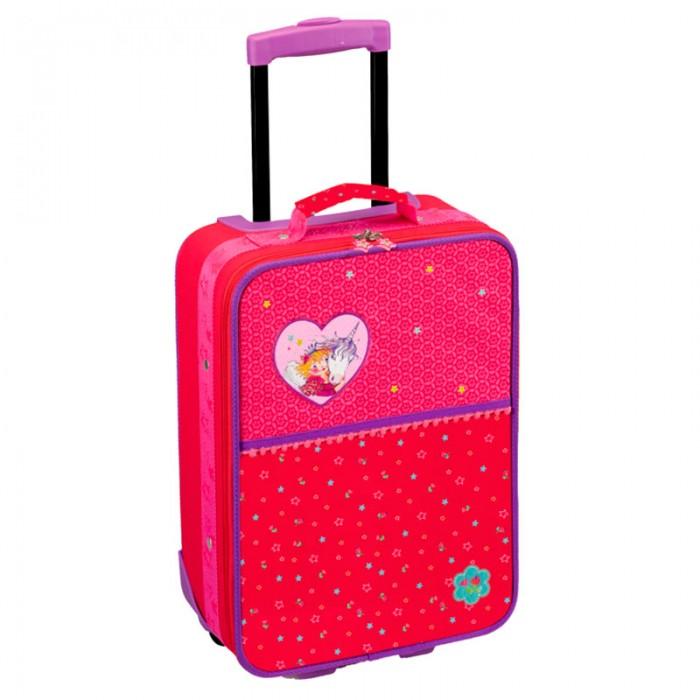 Купить Детские чемоданы, Spiegelburg Детский чемодан Prinzessin Lillifee 10568