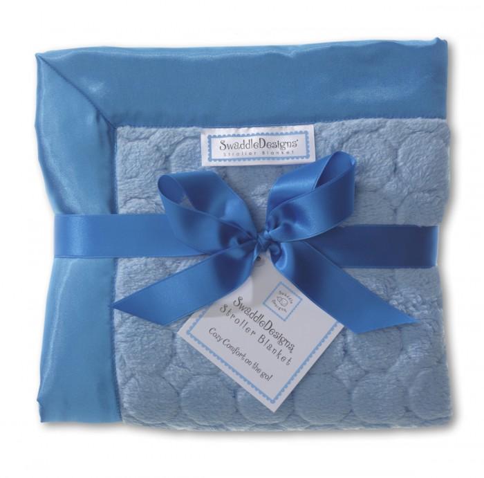 Фото 5 - Плед SwaddleDesigns для новорожденных Stroller Blanket
