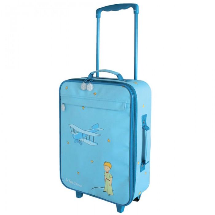 Летние товары , Детские чемоданы Spiegelburg Чемодан Petit Prince PP809A арт: 139755 -  Детские чемоданы