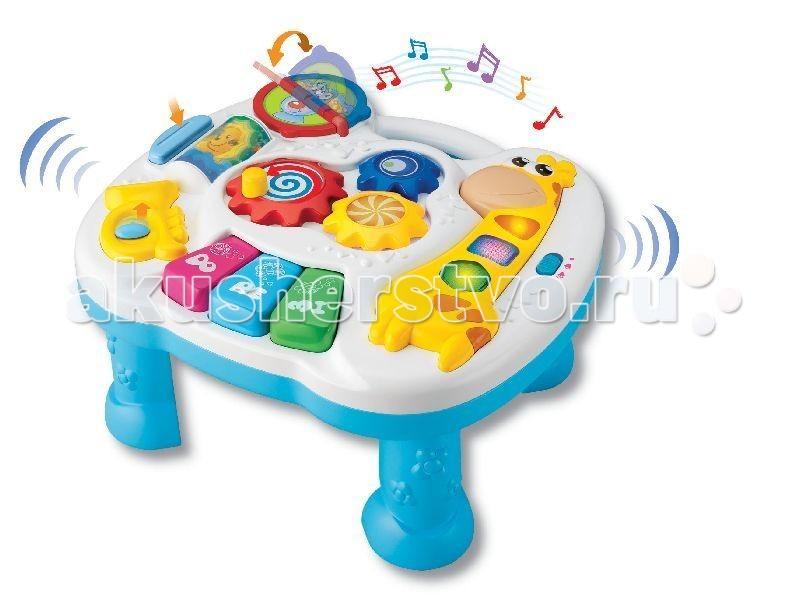 Игровые центры Keenway Музыкальный обучающий столик Жираф, Игровые центры - артикул:13976
