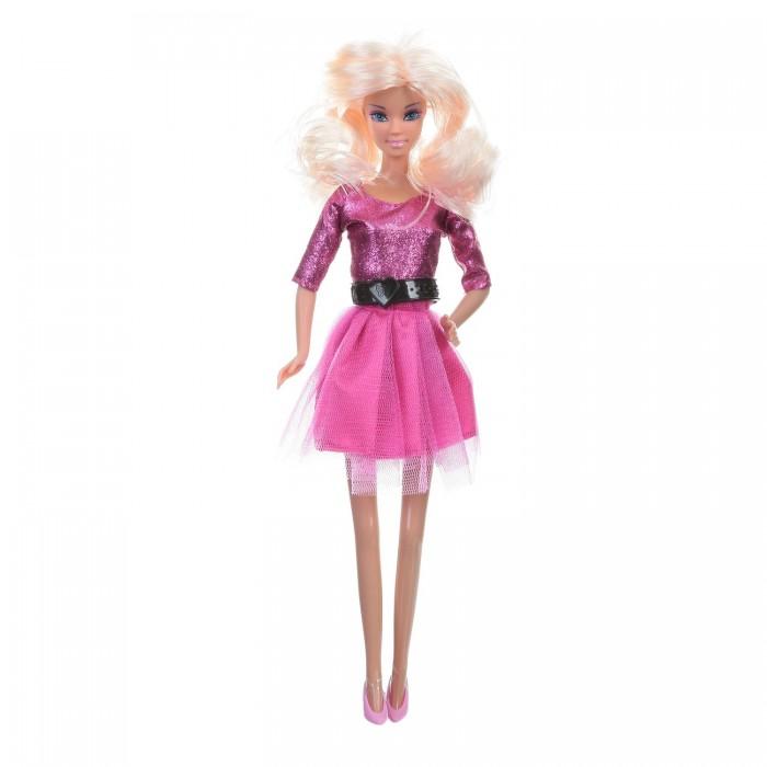 Куклы и одежда для кукол Defa Кукла Lucy модная вечеринка с расческой арт.8226 кукла defa lucy 61008a