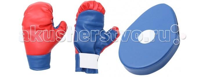 Спортивный инвентарь Absolute Champion Набор детский игровой Abch Классик Стандарт № 5 (перчатки, лапа, упаковка)