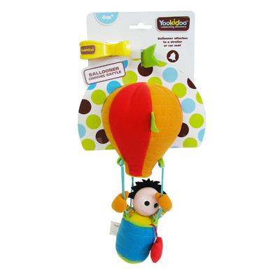 Подвесная игрушка Yookidoo Человек на воздушном шаре