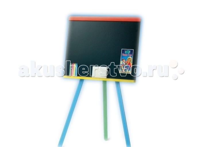 Доски и мольберты Baster Доска на стойках цветная baster доска на стойках цветная