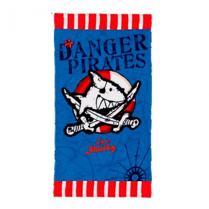 Spiegelburg Полотенце банное Captn Sharky 90428Полотенце банное Captn Sharky 90428Spiegelburg Полотенце банное Captn Sharky.  Полотенце банное Captn Sharky – это отличное полотенце для всех любителей пиратов и морских путешествий. Выполненное в синем цвете с ярким логотипом серии Капитан Шарки оно обязательно придется по вкусу всем неравнодушным к морю!  Полотенце сделано на 100% из качественного хлопка, благодаря чему очень мягкое, приятное на ощупь и отлично впитывает воду. Дети будут пользоваться им с удовольствием!<br>