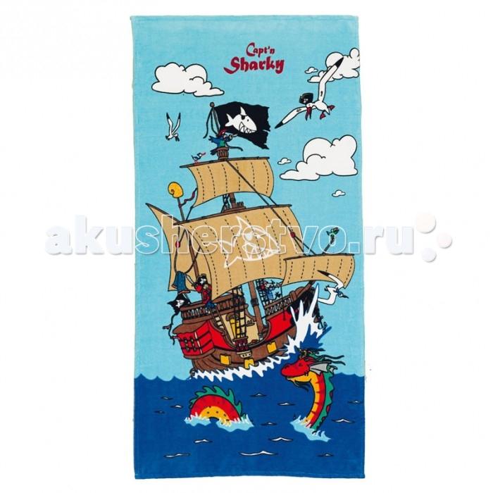 Spiegelburg Полотенце банное Capt'n Sharky 93941